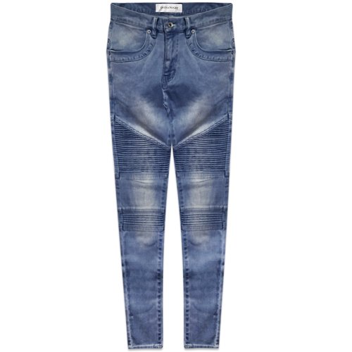 ONEFOUREIGHT / Labish Biker Skinny Denim