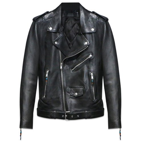 BLK DNM / Leather Jacket 5