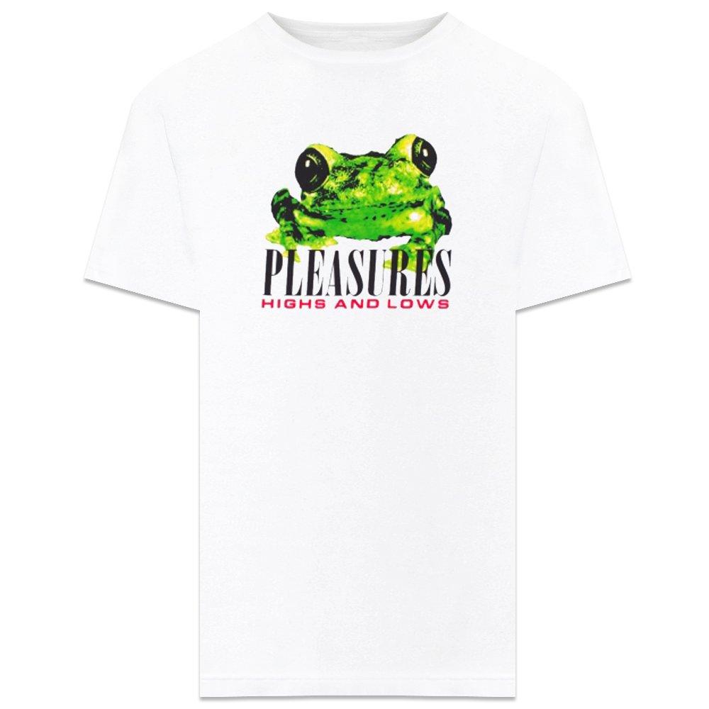 PLEASURES / Frog Tee