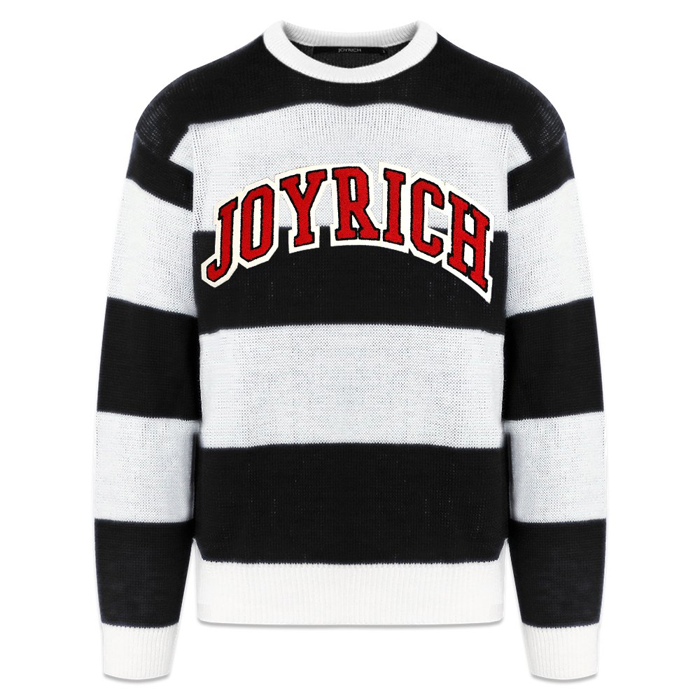 JOYRICH / All Border Crew Knit Sweater