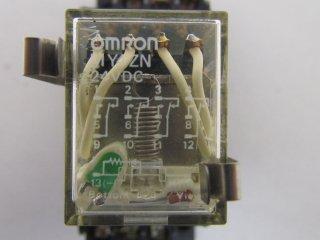 MY4ZN AC100V  *画像は形状確認用です。*