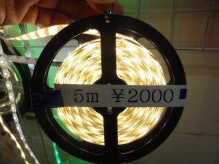 2835 LED テープライト 電球色