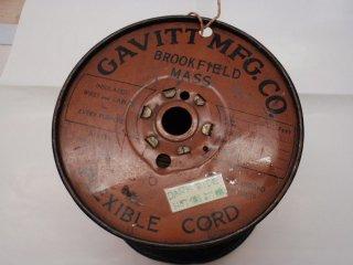 GAVITT 撚り線 布巻 1950年代? AWG22