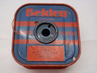 BELDEN 撚り線 布巻 1960年代? AWG22