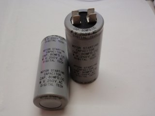 250VAC  80μ 35 X 80m/m