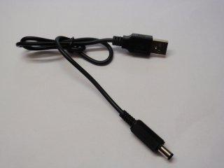 USBコネクター ✚ DCプラグ(2.1x5.5)