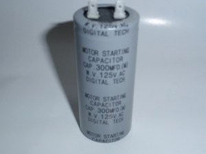 125VAC300μ 35 x 80mm