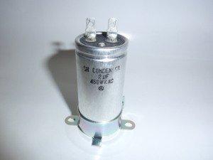 450VAC2μ 30 x 65mm