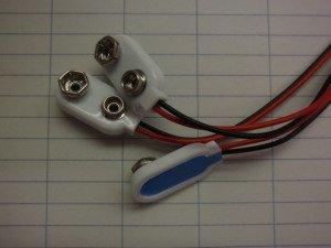 CCB-1 電池スナップ