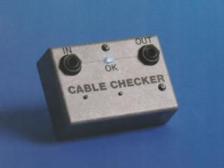 CABLE CHECKER (ケーブルチェッカー)