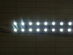 24V LED テープライト 白色