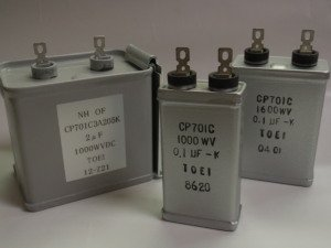 CP701C2G105K (400V1μ) 35 x 20 x 55
