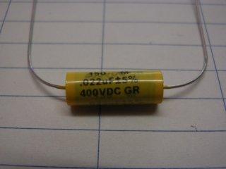 レモンドロップ 400V0.022μ