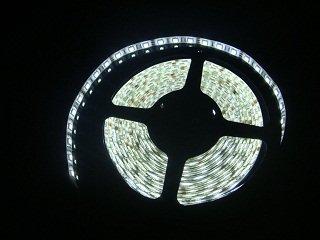 防水5050 300/5m 白色 LED TAPE 12VDC
