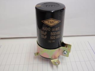 450VDC 50μ+50μ (35 X 65mm)