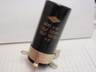 450VDC 100μ+100μ (35 X 80mm)