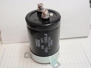 450VDC 1000μ (50 X 77mm)