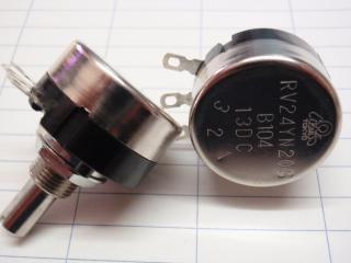 RV24YN20SA503 Aカーブ 50KΩ