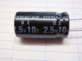 DZ-2R5D106T - 2.5VDC 10F