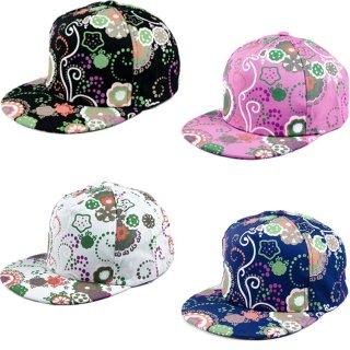 新作品 韓国風 民族風 リゾート帽子 花柄 ハンチング 野球帽子 男女兼用 紫外線対策 刺繍付