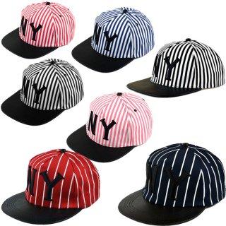 韓国風 野球帽子 キャップ 帽子 男女兼用 ベア帽子 ストライプ サンバイザー ャップ CAP