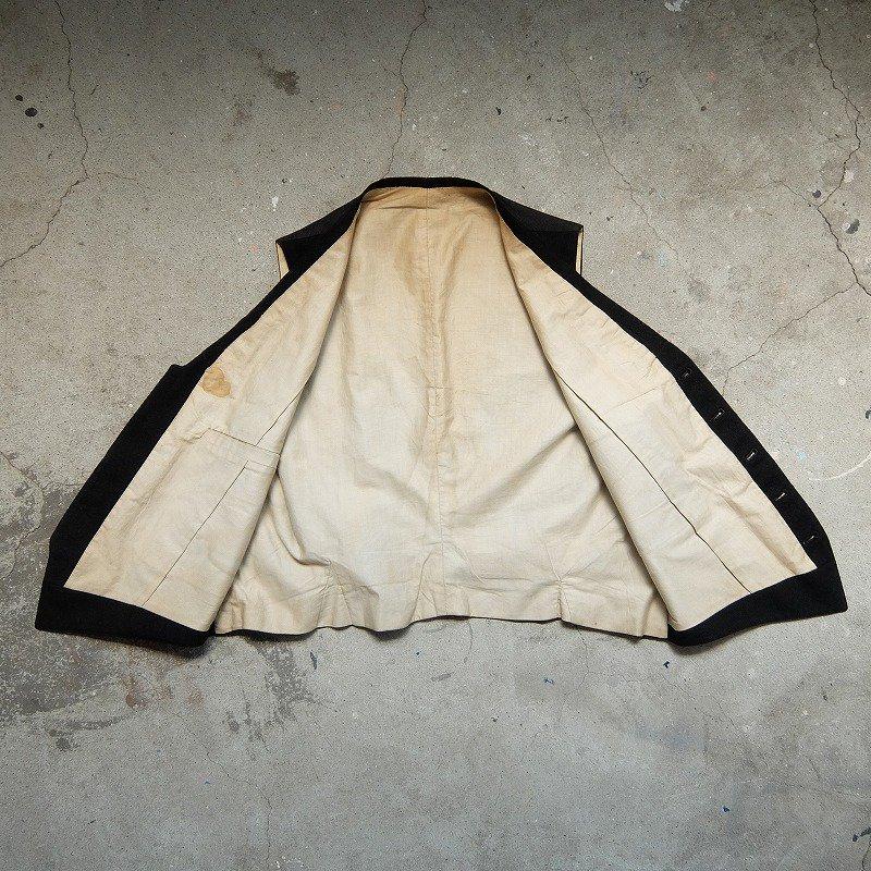 1920's FRANK H. CLARKE Wool Waistcoat
