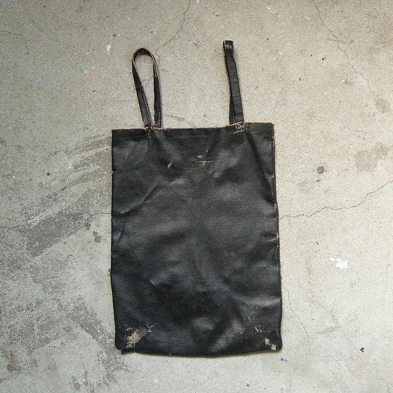 1900's〜 Waterproof Cotton Bag