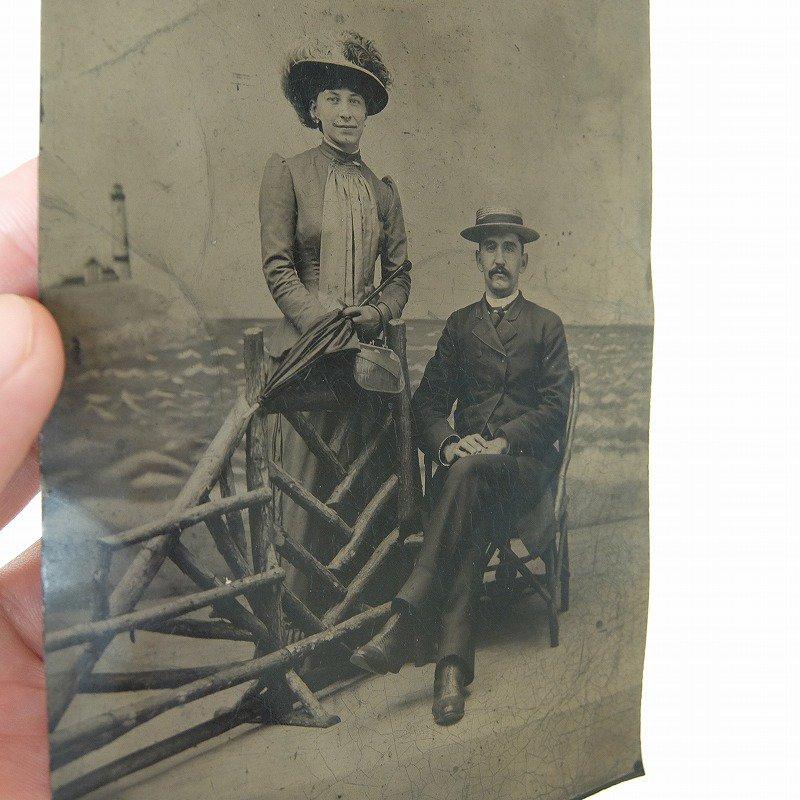 Antique Tintype Photograph