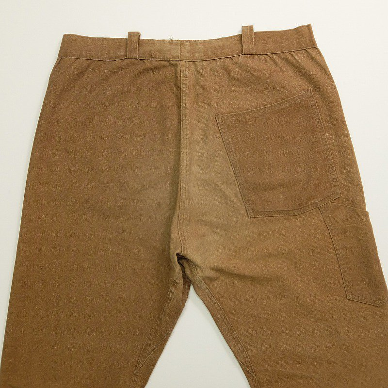 1920's Duck Work Pants