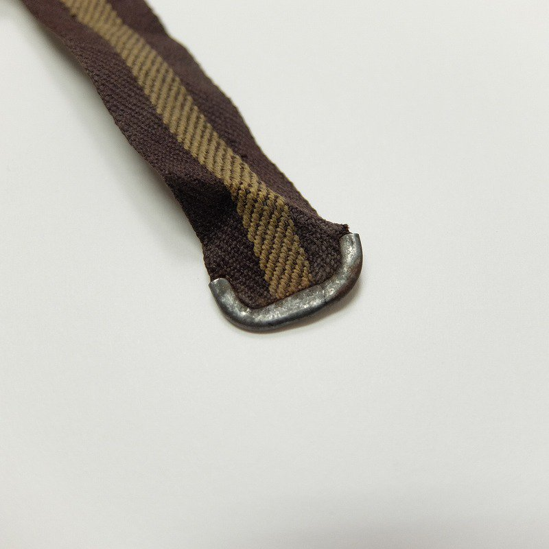 〜1910's ESQUIMAUX KNIT BOOT STRAP