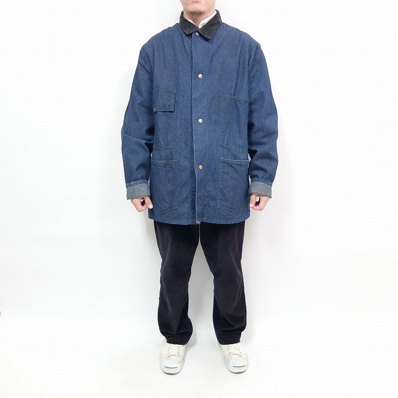 CARTER'S Watch the Wear Denim Coverall