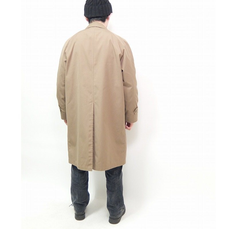 LONDON FOG Soutien Collar Coat (Brown)