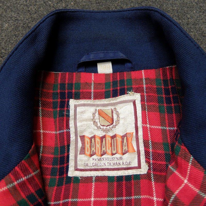 BARACUTA G-9 Golf Jacket (Blue)