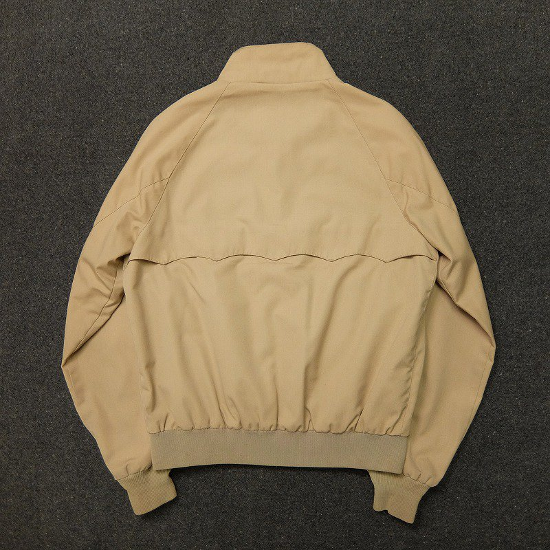 BARACUTA G-9 Golf Jacket (Tan)
