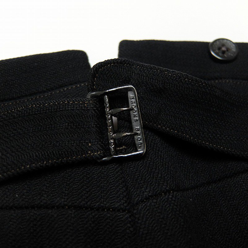 BROOKS BROTHERS Trousers with Buckle Back
