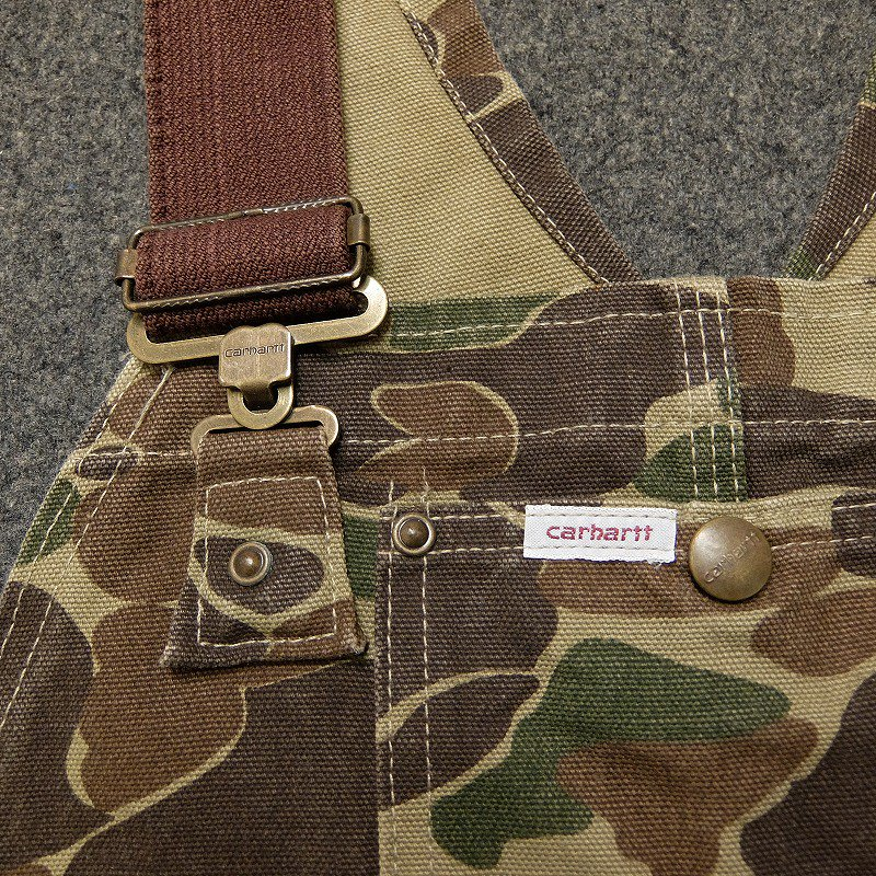 Carhartt Camouflage Overall