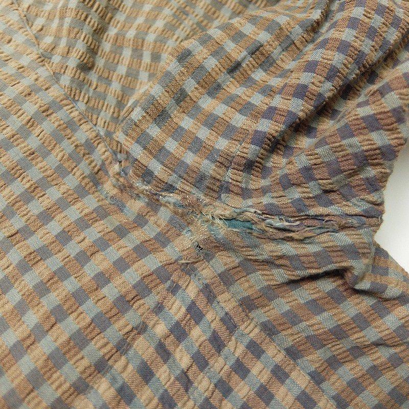 Seersucker Sack Coat