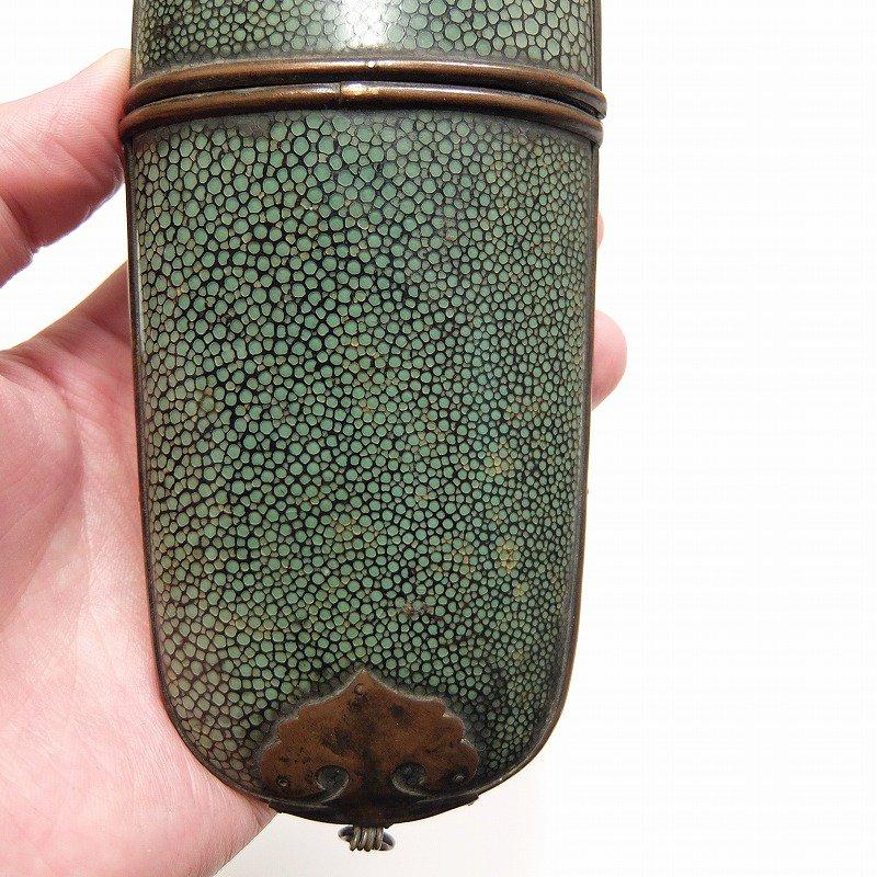 Antique Eyeglasses Case