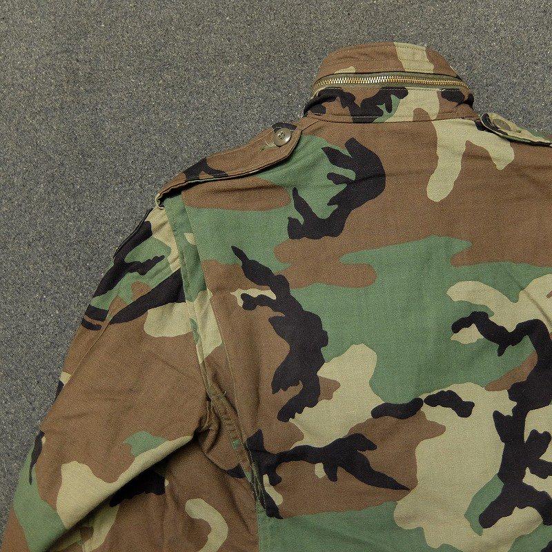 U.S.ARMY M-65 WOODLAND CAMO