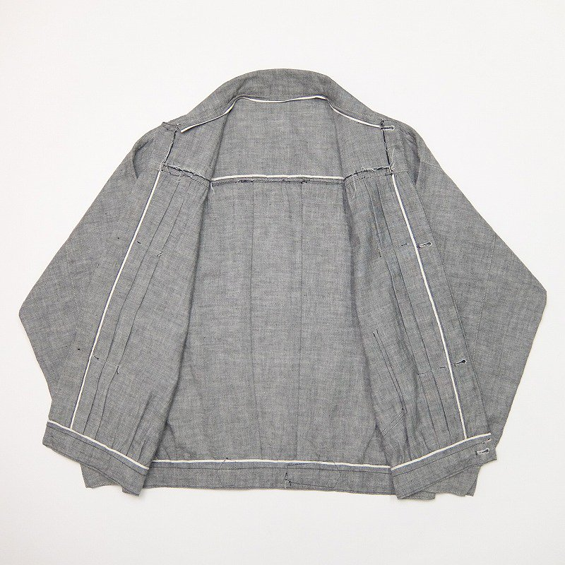 ANTIQUE CHAMBRAY