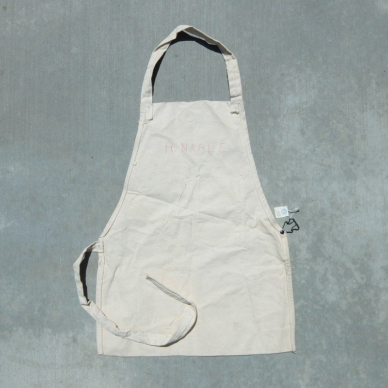 Canvas Apron with Buckle