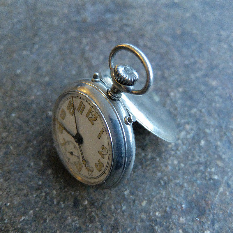 WW2 Military Pocket Watch