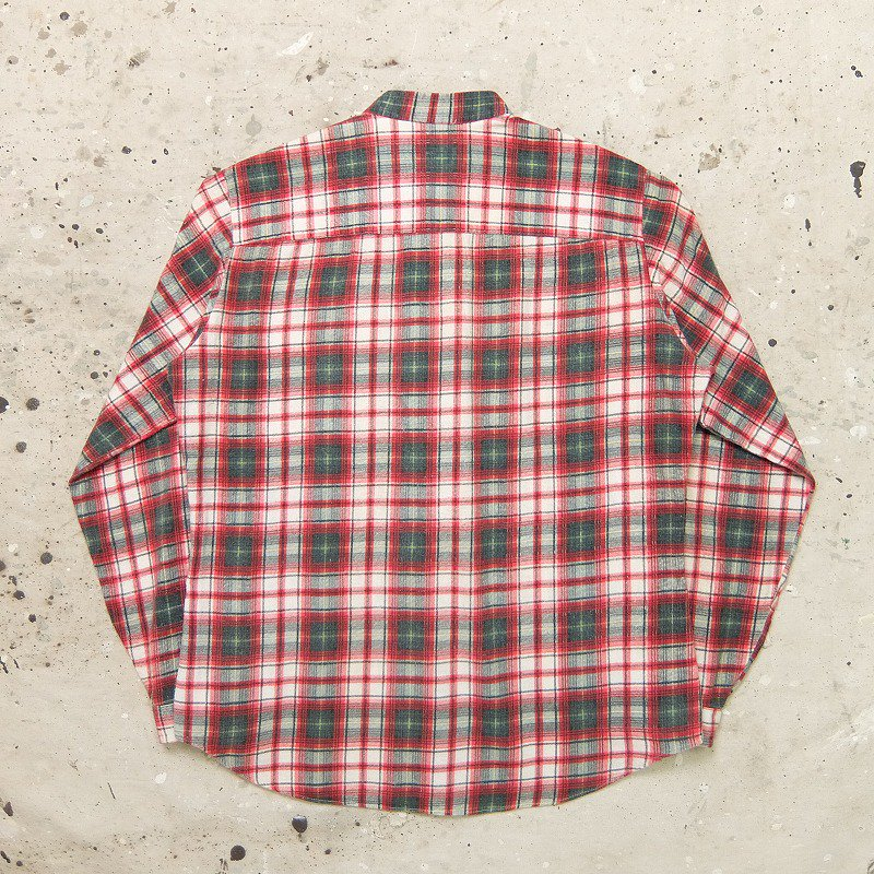 YALE CO-OP BAND COLLAR SHIRT