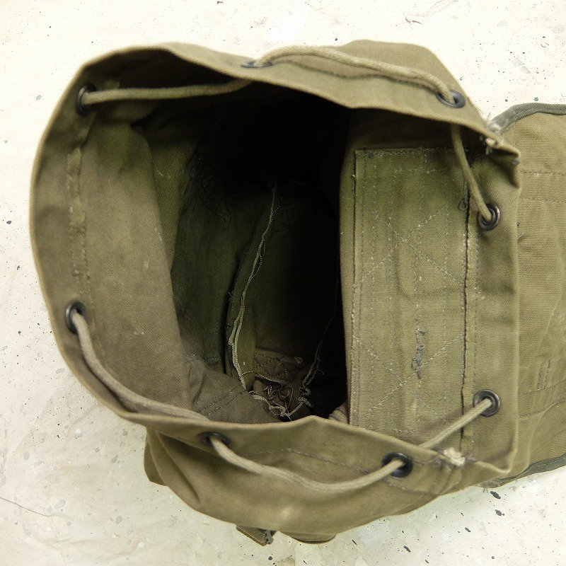 U.S.Military Canvas Back Pack