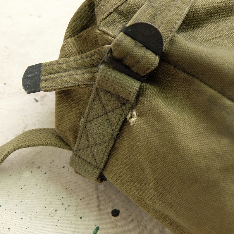 U.S.Military Canvas Back Pack