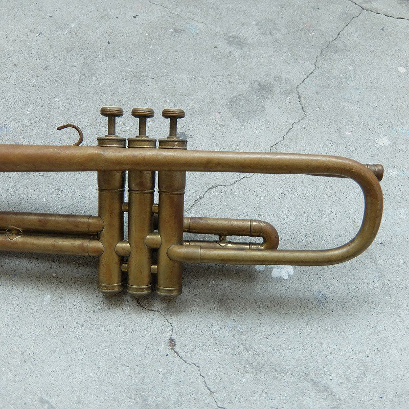 Elkhart Band Instrument Company Brass Trumpet