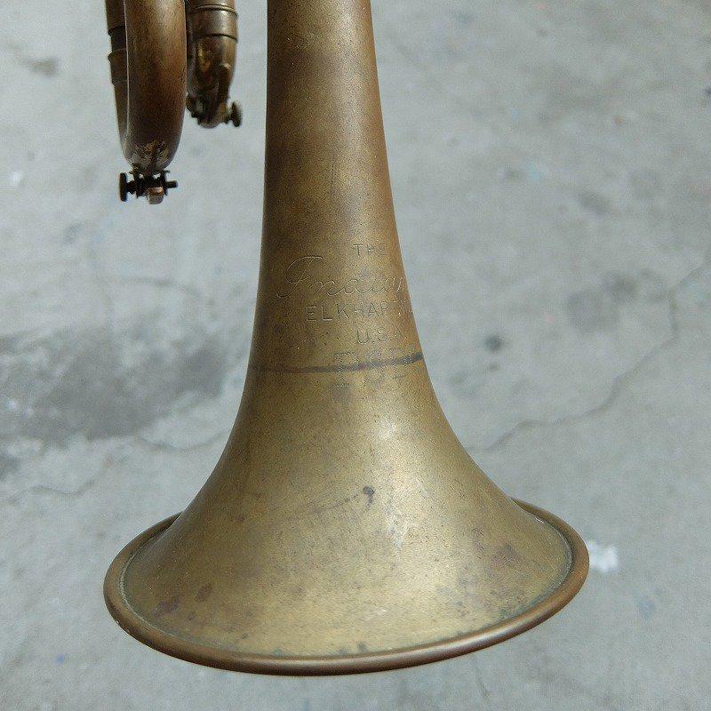 Elkhart Band Instrument Company Brass Trumpet
