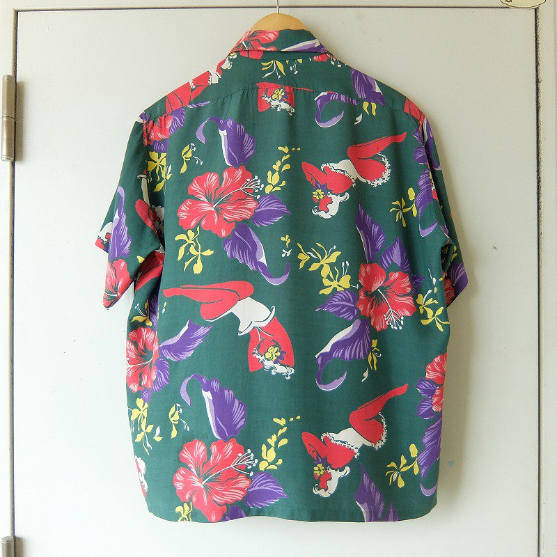 MADE IN California Hawaiian Shirt (Pinup Girl)