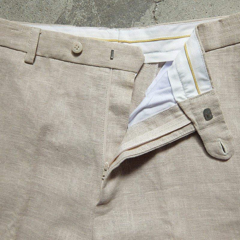 Old Linen Slacks