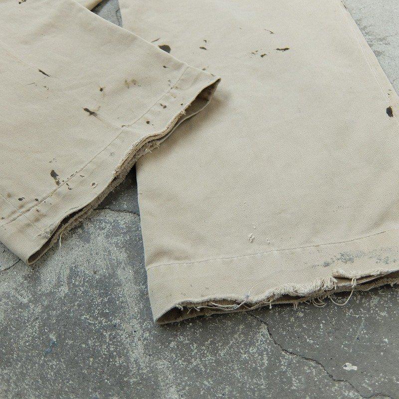 WW2 U.S.ARMY Cotton Khaki Trousers